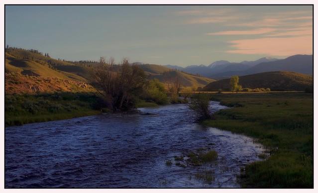 Tomichi Creek, Sargents,Colorado