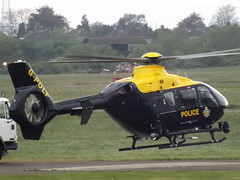 G-POLF Eurocopter EC135 Helicopter National Police Air Service