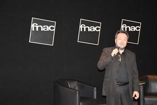 Lançamento César Nunes FNAC Campinas
