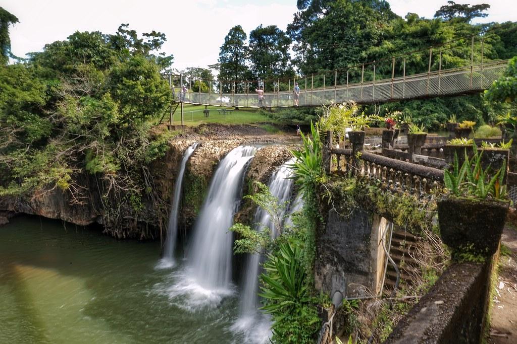 Puente Paronella Park