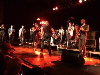Sharon Jones And The Dap Kings live at Live Music Hall, Cologne, Germany