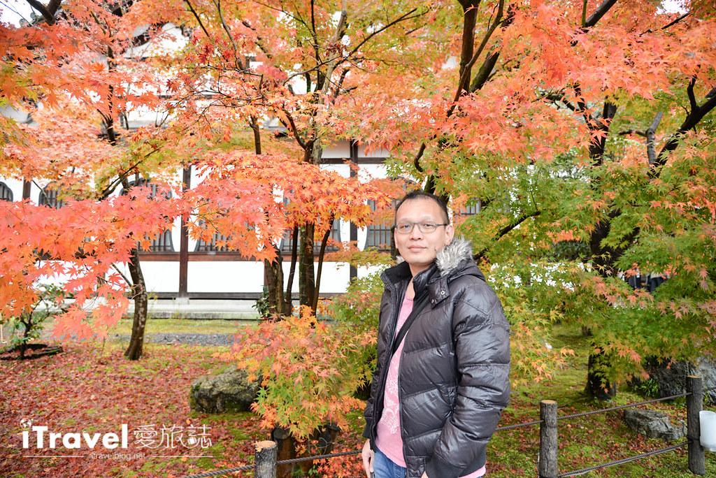 京都赏枫景点 永观堂 (13)