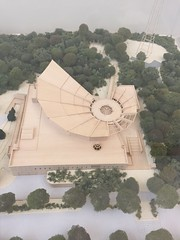 Model of the Cultural Resource Center