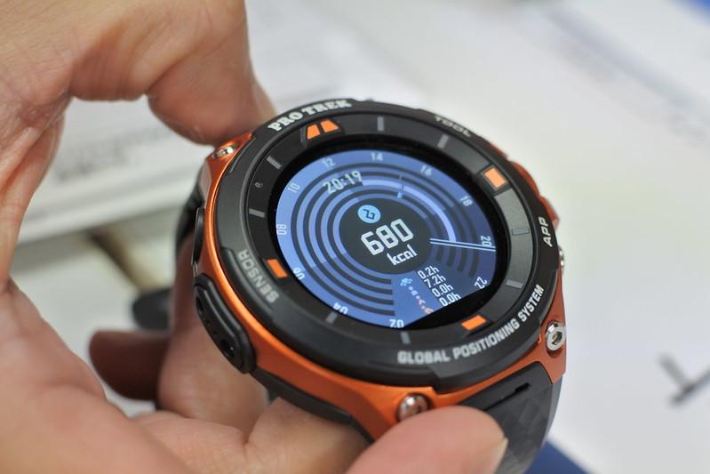 CASIO PRO TREK Smart WSD-F20 ブロガーイベント