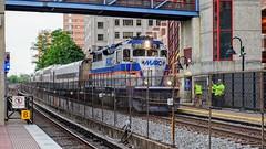 MTA Maryland Marc Commuter Rail EMD GP39H-2 #70