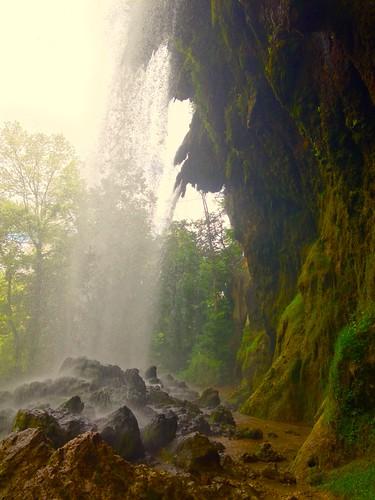 Falling Spring Falls