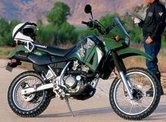 Kawasaki KLR 650 2002 - 8