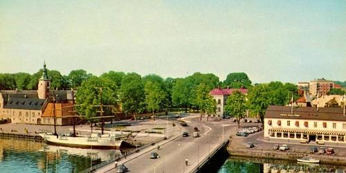 Old Halmstad