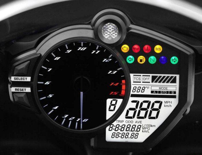 Yamaha YZF-R1 1000 2012 - 0