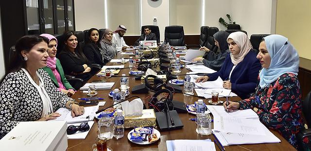 اجتماع لجنة تكافؤ الفرص مع وفد من المجلس الأعلى للمرأة, Nikon D4S, AF-S Zoom-Nikkor 24-70mm f/2.8G ED