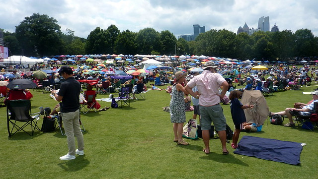 Atlanta Jazz Festival, Panasonic DMC-TZ6