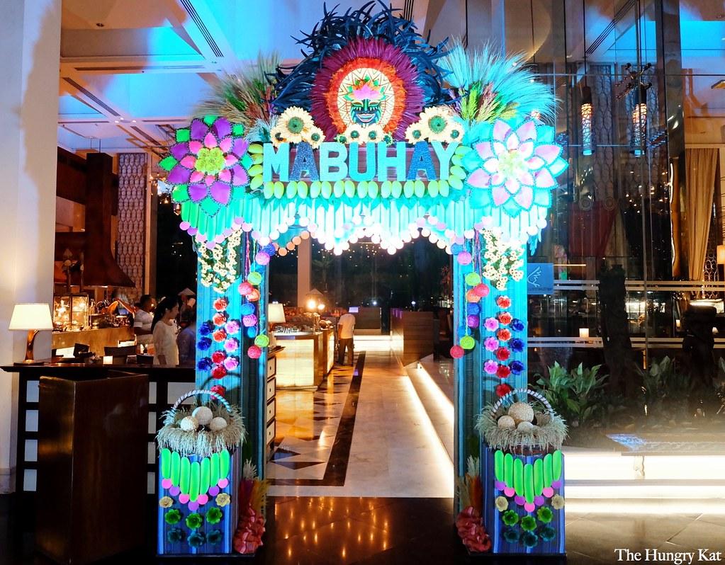 The Hungry Kat — Diamond Hotel Holds Filipino Food Festival