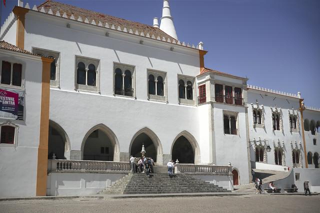 Palácio Nacional de Sintra (Sintra National Palace)