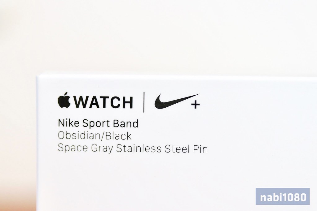 Apple Watch Nike+ バンド03