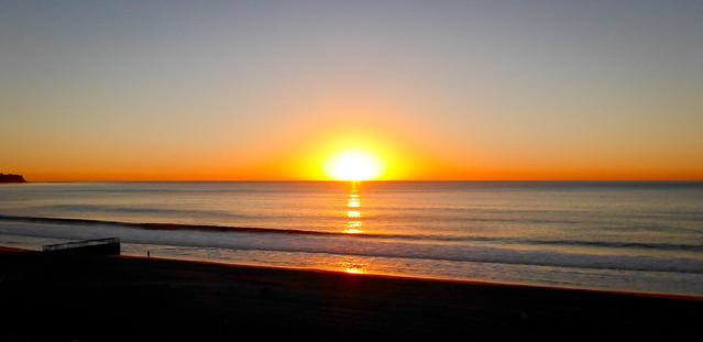 Redondo Beach Sunset, Panasonic DMC-TZ41