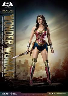 野獸國 究極英雄系列 DAH-002 蝙蝠俠對超人:正義曙光【神力女超人】Batman v Superman: Dawn of Justice Wonder Woman