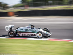 2017 Brands Hatch Masters Festival: Williams FW08