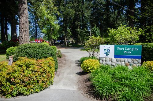 Fort Langley Park