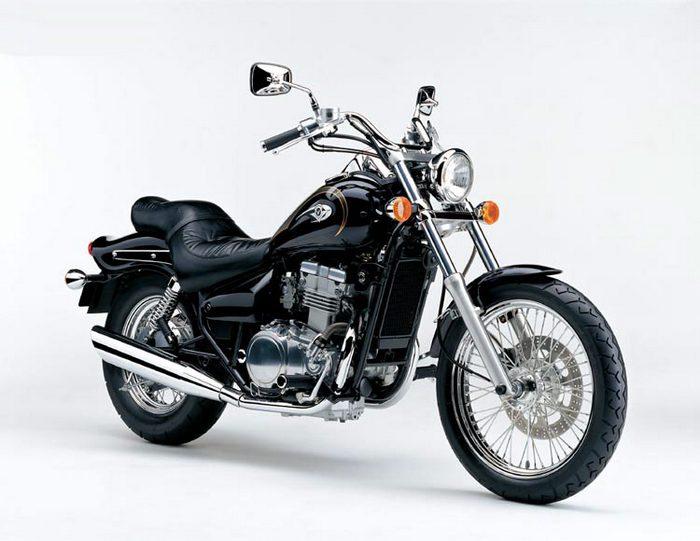 Kawasaki EN 500 Classic 1996 - 6