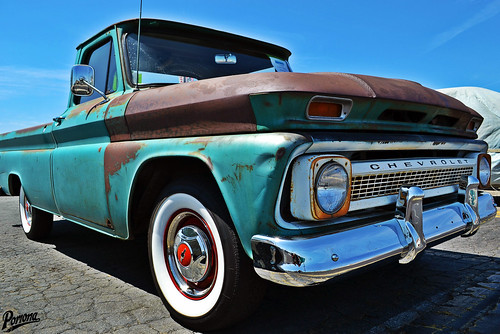 Rust? Patina? Either Way, We Dig It!