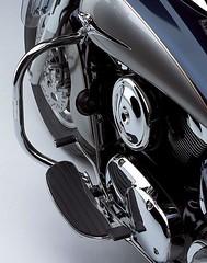 Kawasaki VN 1600 Classic Tourer 2007 - 4