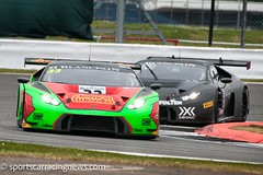 Demon Tweeks Lamborghini Huracan GT3 Blancpain Sports Club Silverstone 2017 Sportscar Racing News
