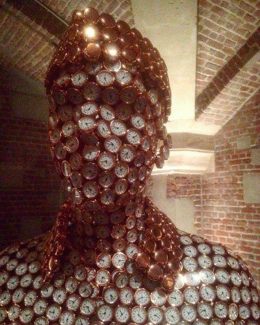 Chronos, Kairos et Aiôn . . . . #timeflies #lille #hautsdefrance #igersfrance #igerslille #beauxartsdelille #ig_europe #lillemaville #art #arte #contemporaryart #artlovers #artoftheday #sculpture #instaart #quelleheureestil #pbalille #chronos #⏱