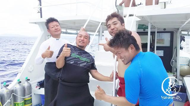 仲良しな関西弁チームでした!