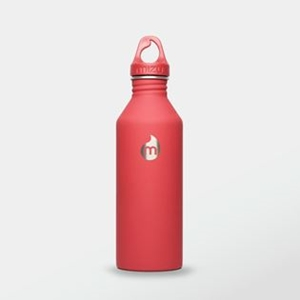 Picture of Vacuum Isolated Hydration Bottle Red