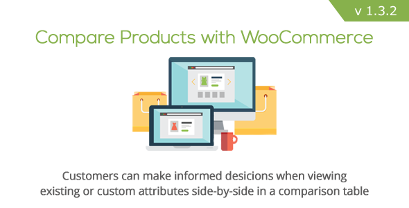 Compare Products with WooCommerce v1.3.2