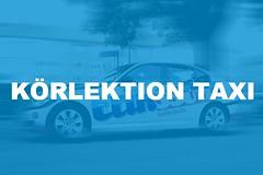 Taxi körlektion