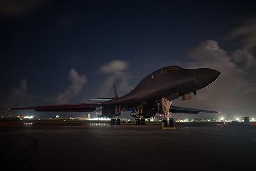 U.S. Global Strike Bombers Demonstrate Ironclad Commitment to South Korea, Japan