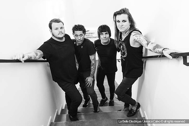 Against Me ! + The Bronx + Off Models  - 07/06