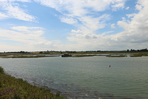 Concrete barge, The Naze, Walton-on-the-Naze