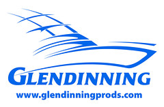 Glendinning Marine Logo_Blue_inc web address