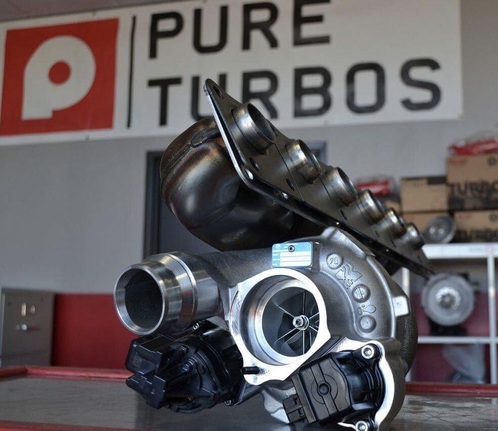 Pure Performance Turbos: F-Series N55 PURE Stage 2 Turbo Upgrade