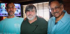 David, Dale and I...