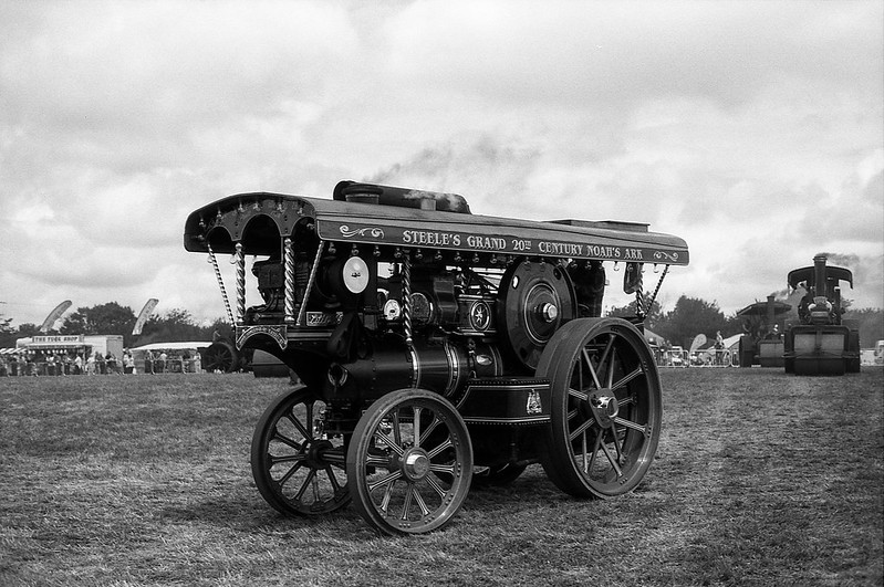 FILM - Sheffield Steam Rally 2017-21