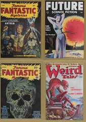 Classic Pulps Trading Cards (1992)