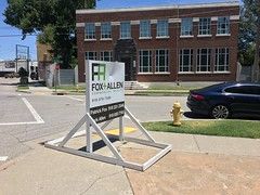 Downtown Tulsa Pedestrian Problems