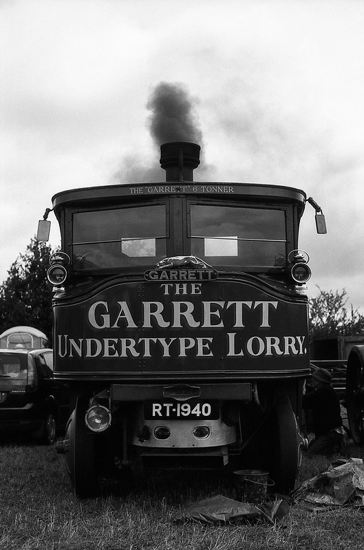 FILM - Sheffield Steam Rally 2017-17