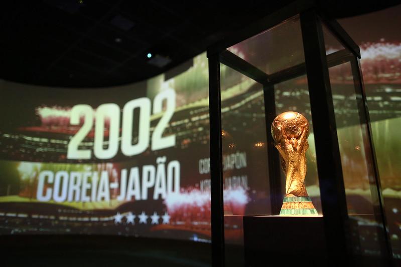15 anos do Penta da Copa do Mundo de 2002 no Museu Seleção