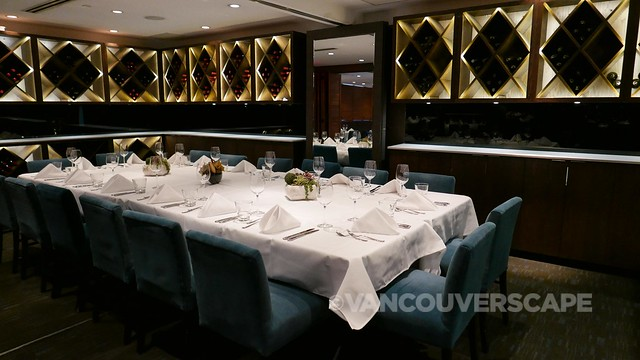 Coast Restaurant/private dining room