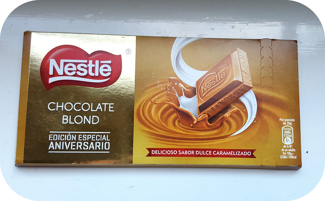 Nestle Chocolate Blond