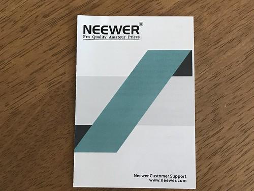 NEEWER冊子
