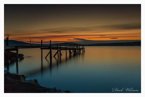 holywood kinnegar jetty sunset longexposure leebigstopper countydown northernireland seascape landscape canon7dmkii sigma1020 stillwater belfastlough