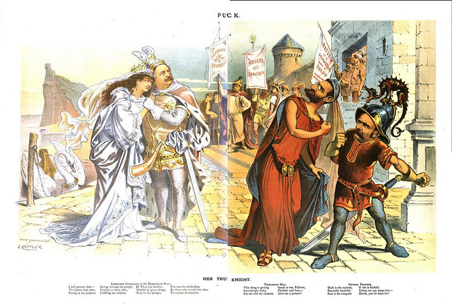 her true knight (1887)