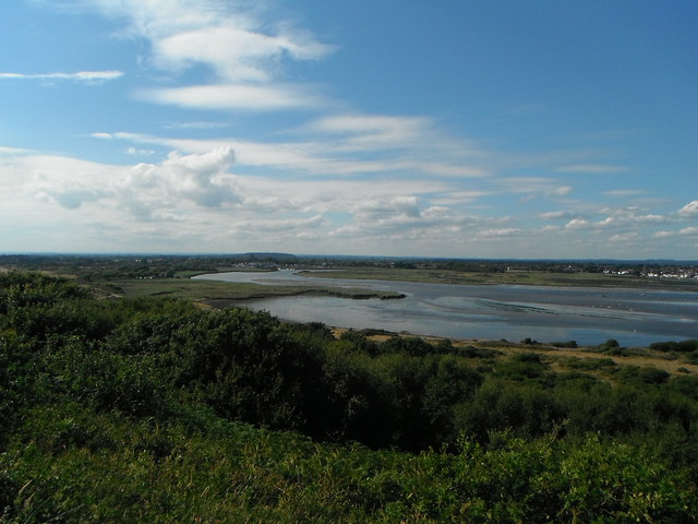Hengistbury Head and Mudiford, Fujifilm FinePix XP30