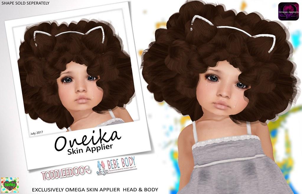 **DoRks** Oneika Skin @ LTTL SMLL STYL - SecondLifeHub.com