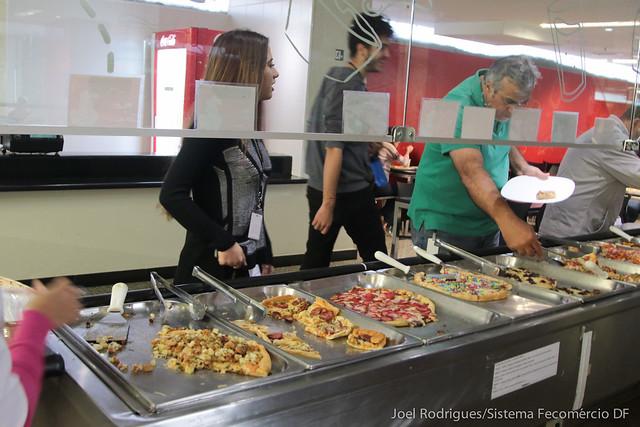 Senac realiza festival no Dia Nacional da Pizza